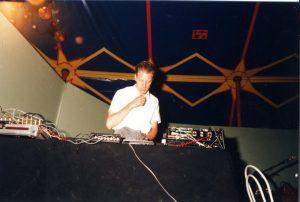 Hans Peter Kuhn im Tempodrom